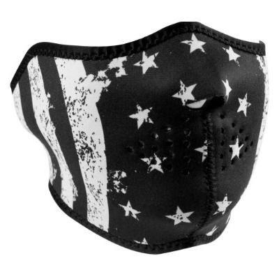 Maska Zan flag - polovičná