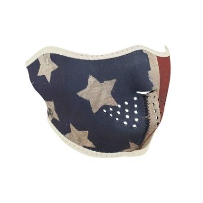 Maska Zan patriot - polovičná