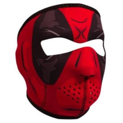 Maska Zan red dawn