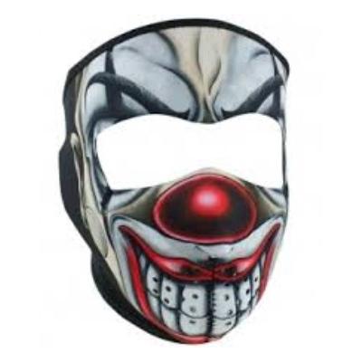 Maska Zan chicano clown