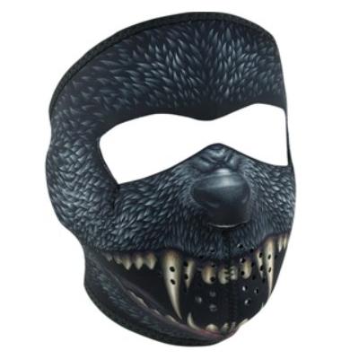 Maska Zan silver bullet