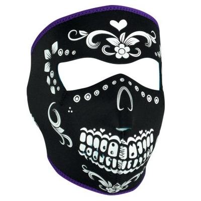 Maska Zan muerte